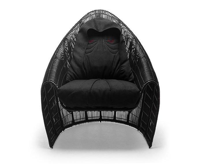 «Звездные войны Дисней» выпустили коллекцию необычной мебели Интересное