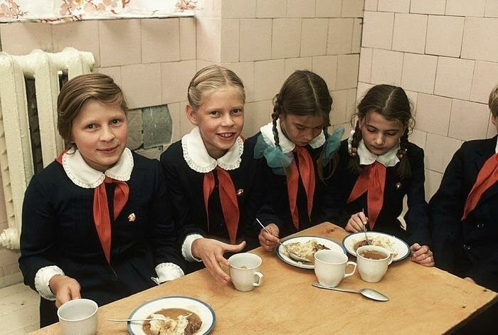 Счастливое детство в СССР? История,ссср