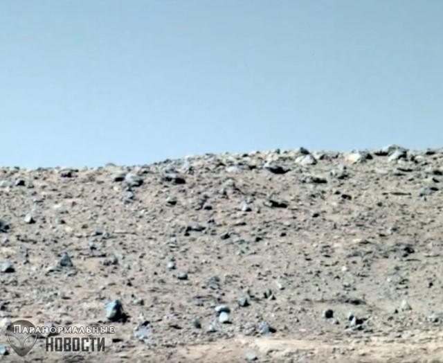На Марсе есть леса, озера с водой и голубое небо? Тайны и мифы