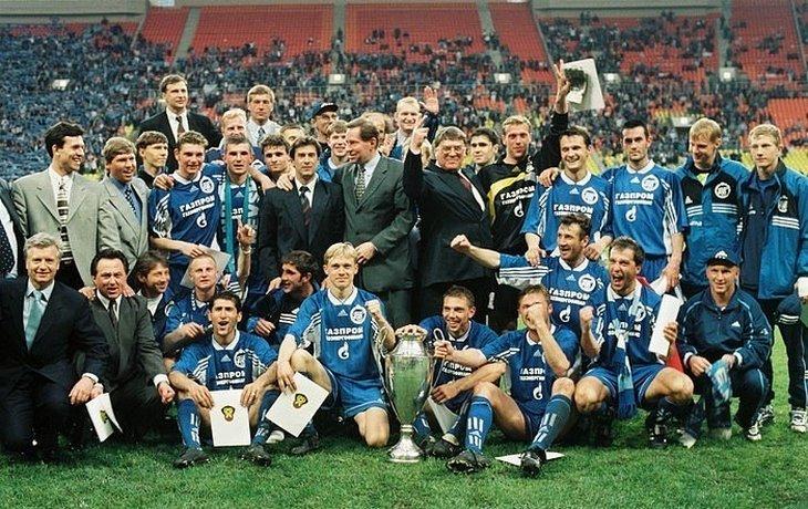 История одного реванша. 20 лет назад «Зенит» выиграл первый российский трофей Спорт