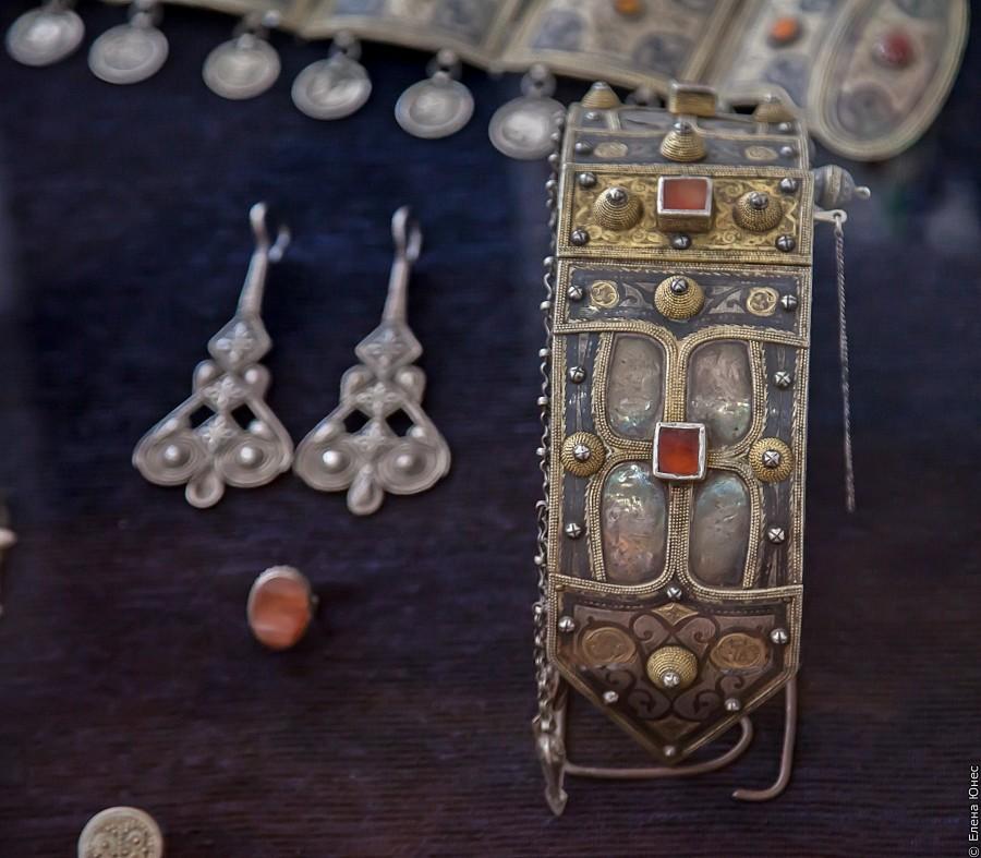 Дагестанский музей изобразительных искусств - часть 1 Дагестан,музей