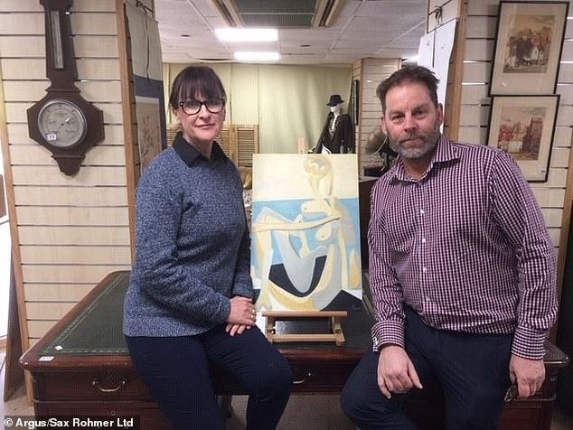 Повезло, так повезло: мужчина купил оригинал Пикассо по цене старой картинной рамы Искусство
