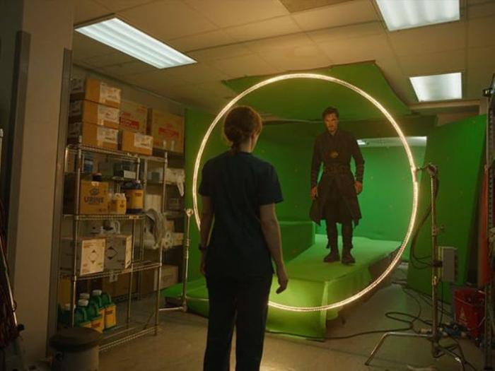 Как выглядели бы фильмы без спецэффектов Интересное