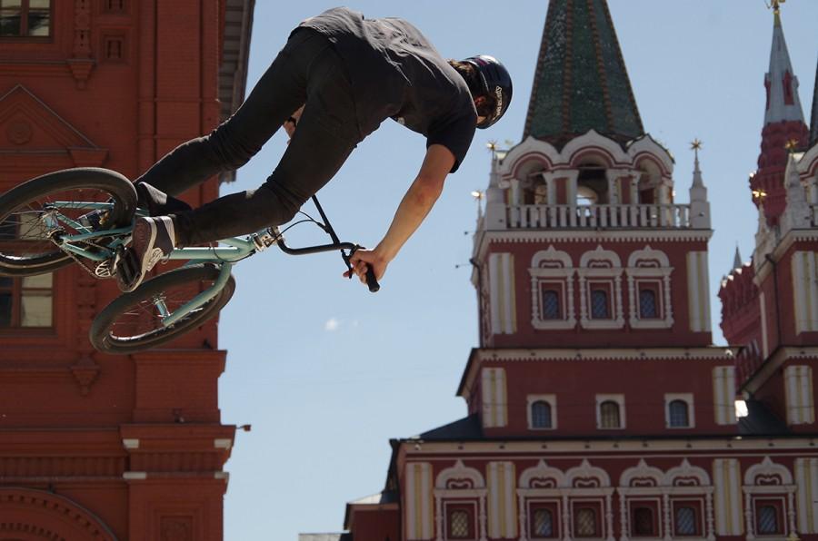 Приплыли! Москва,событие