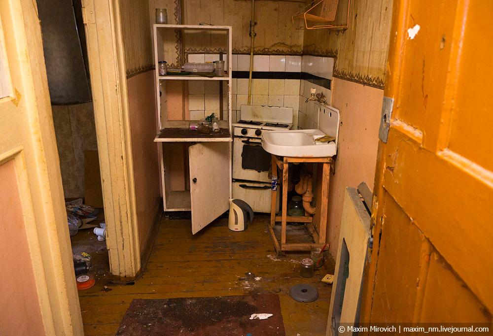 Сталинские бараки. Вот как жили люди в СССР. квартиры, ссср, диктатура
