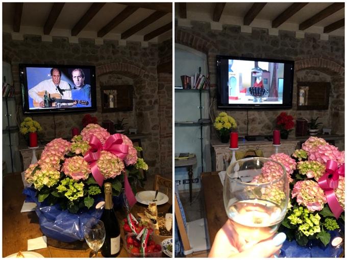 Один день рождения где-то в Италии женщина,2019,Италия,oneday,день рождения,46-55,путешествие