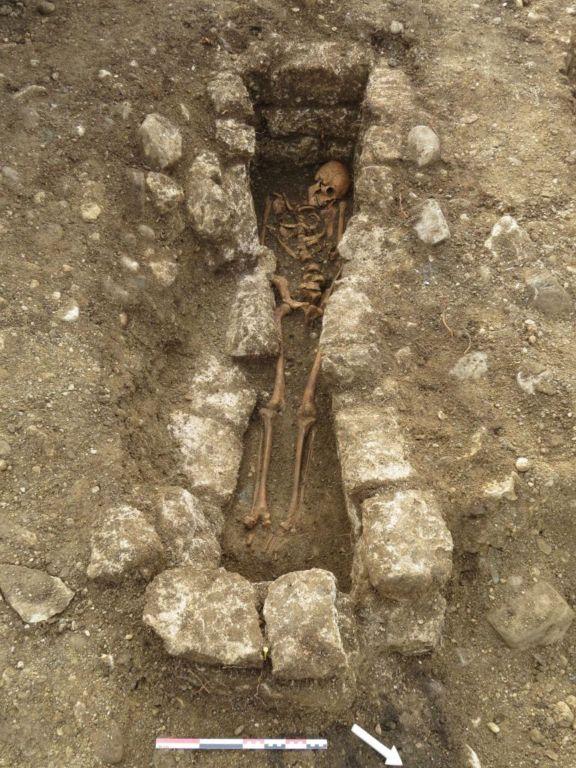 Как выглядел человек, живший 1300 лет назад: реконструкция лица Археология
