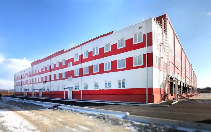 Новый логистический комплекс запустил резидент свободного порта Владивосток события,Новости,сделано у нас