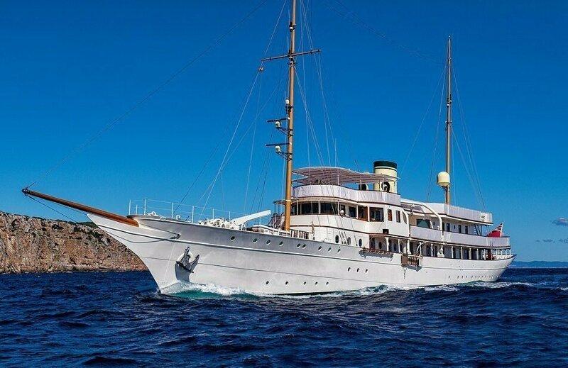 Взгляните на лучшие яхты в мире! путешествия,Путешествие и отдых