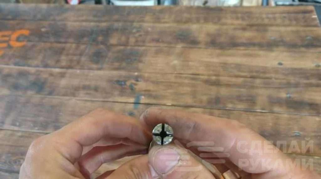 Универсальная ручка из обычного анкерного болта Самоделки