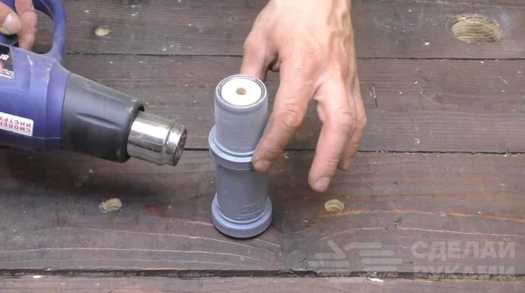 Компактный гриндер для гаража из подручных материалов Самоделки