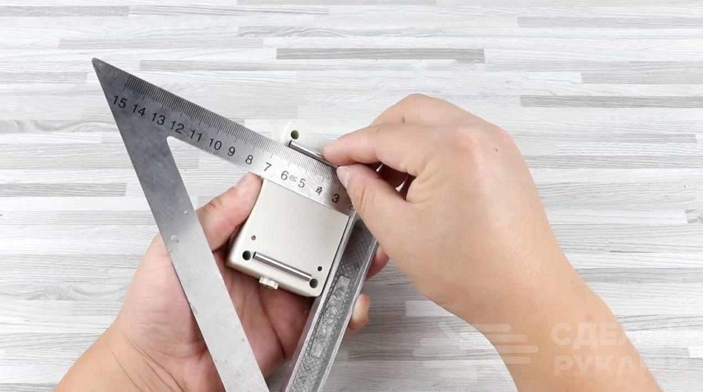 Мини станок для резки печатных плат и других материалов Самоделки