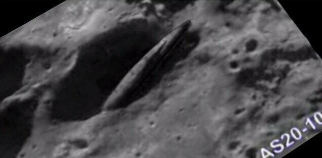 Секретная миссия «Аполлон 20»   Интересное