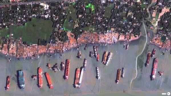 10 самых крупных в мире технокладбищ, демонстрирующих, что человек толкает мир к экологической катастрофе Интересное