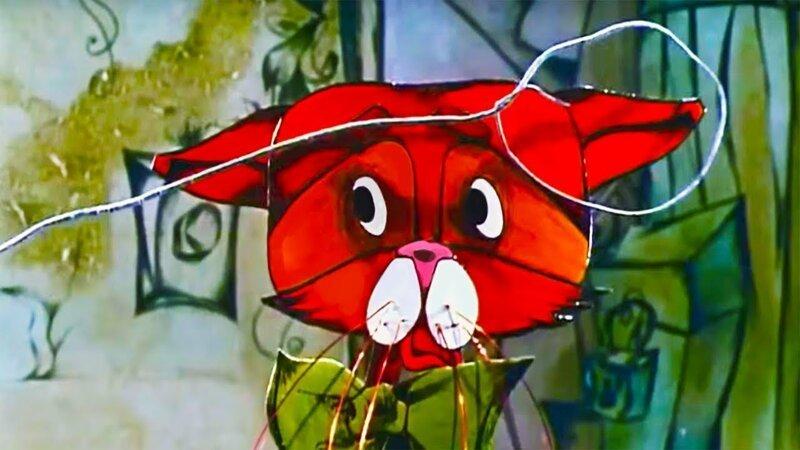 10 героев мультфильмов, которых создали по образу реальных людей   Интересное