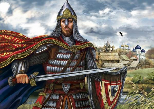 Как воспитывали русских воинов Интересное