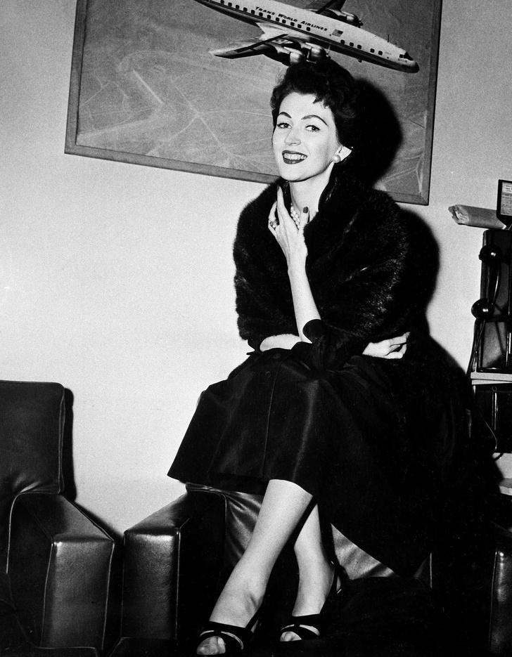 Посмотрите, как изменились стандарты мира моды за последние 70 лет Интересное