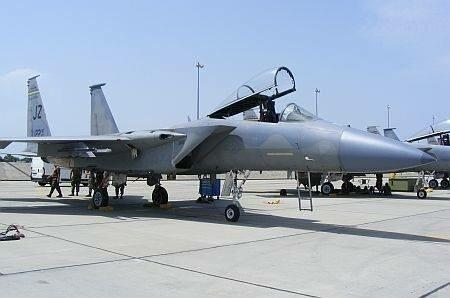 История одного учебного воздушного боя Интересное