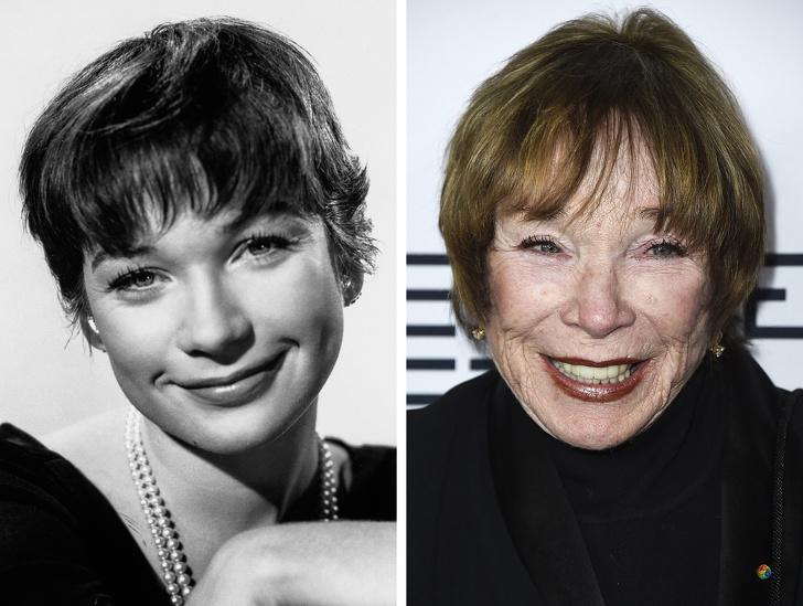 15 актеров первой величины, которых мало кто видел молодыми Интересное