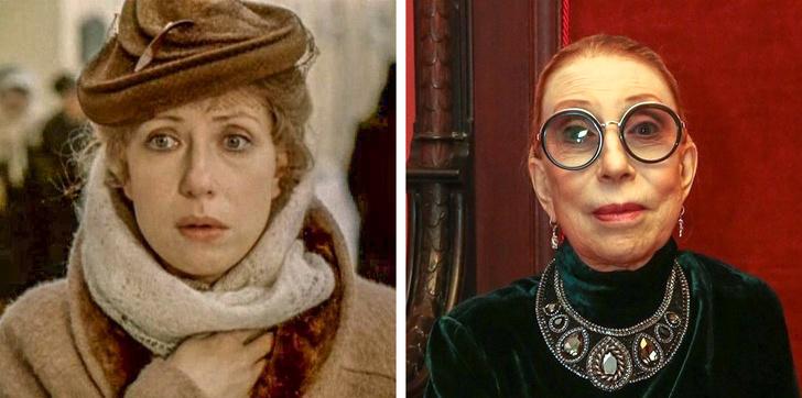 15 советских актрис 80–90-х, которым уже за 60. Внезапно Интересное