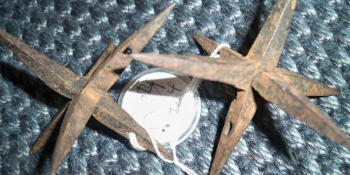 10 смертоносных орудий из инвентаря ниндзя Интересное