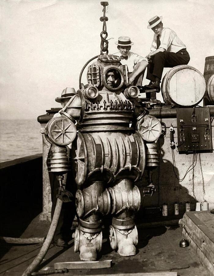 18 исторических снимков из архива Роба Муриса — человека, который коллекционирует фотостранности   Интересное
