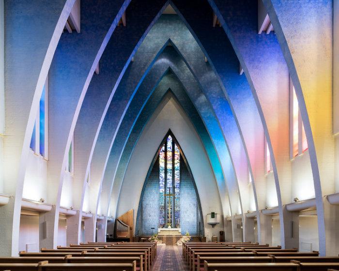 Модернистские церкви и храмы современности, изумляющие своей нестандартностью Интересное