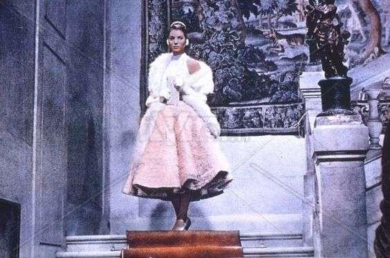 Эталон элегантности актриса Эльза Мартинелли. девушки,знаменитости,история кино,кино,киноактеры,моровой кинематограф,художественное кино