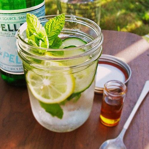 Вкусные рецепты освежающего домашнего лимонада кулинария,лимонад,напитки,рецепты