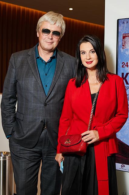 Надежда Михалкова, Божена Рынска, Алена Свиридова и другие на фестивале