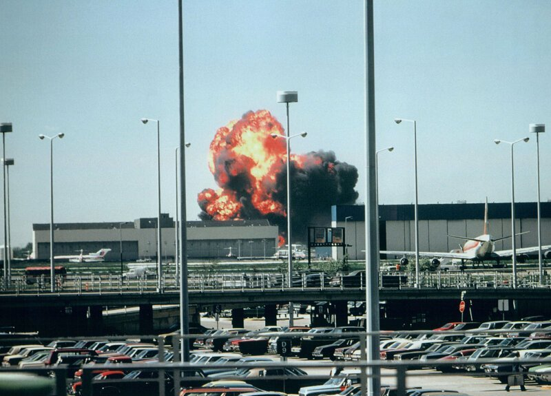Смертельный взлет: катастрофа лайнера DC-10 в Чикаго
