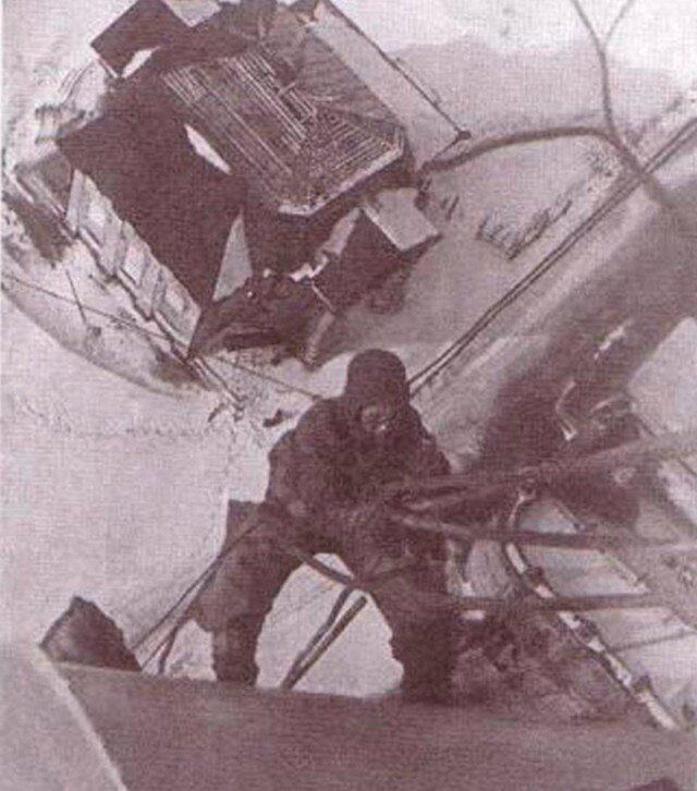 Альпинисты, спасавшие блокадный Ленинград: М. Бобров, О. Фирсова и другие