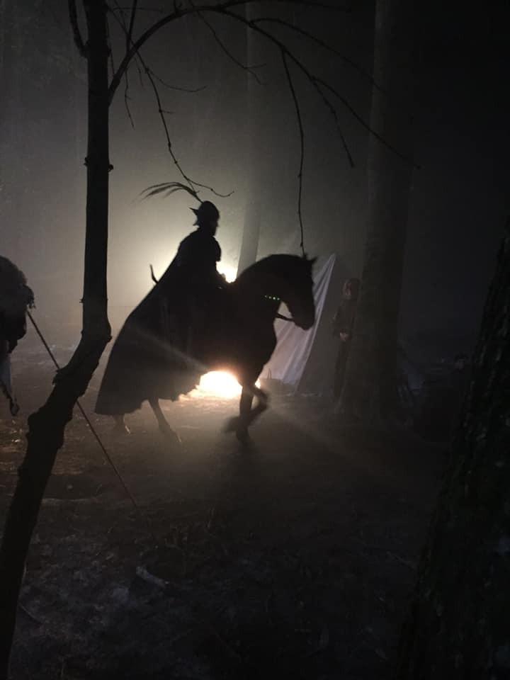 Утечка сериала «Ведьмак» с Геральтом показала новые кадры и шокировала фанатов «Ведьмак»,Игры,кино и тв