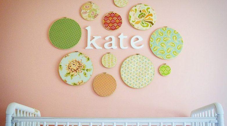Идеи панно для детской комнаты декор,детская комната,интерьер и дизайн,панно,своими руками