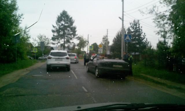 Пьяный водитель с обрезом ездил по Кинешме в разбитом кабриолете автомобили,автомобиль,видео,происшествия,Россия