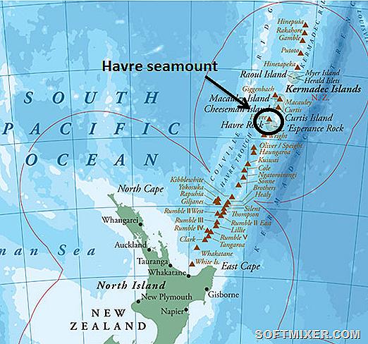 Самые странные и загадочные острова