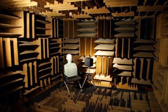 Абсолютная тишина — самая невыносимая пытка безэховая камера,интересное,наука,тишина