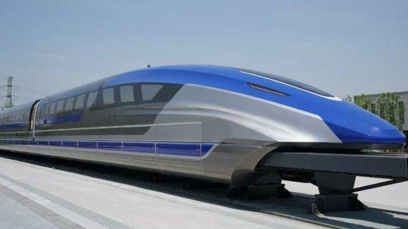 Китай запустит экспресс скоростью 600 км/ч Марки и модели