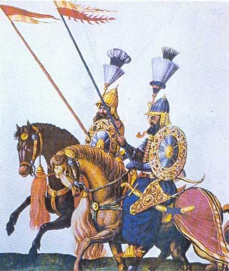 Иоаннис Россос. Как русский солдат стал православным святым в Греции