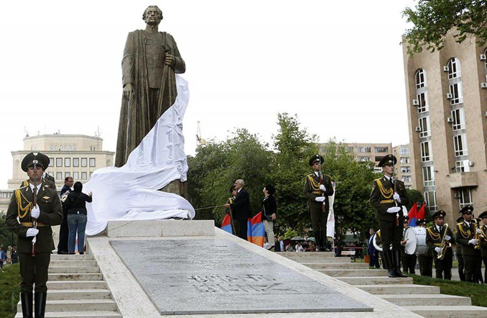 Армянский Бандера, «герой нации»