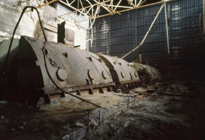 Что происходит внутри чернобыльского саркофага авария,аэс,Видео,история,Пространство,чернобыль
