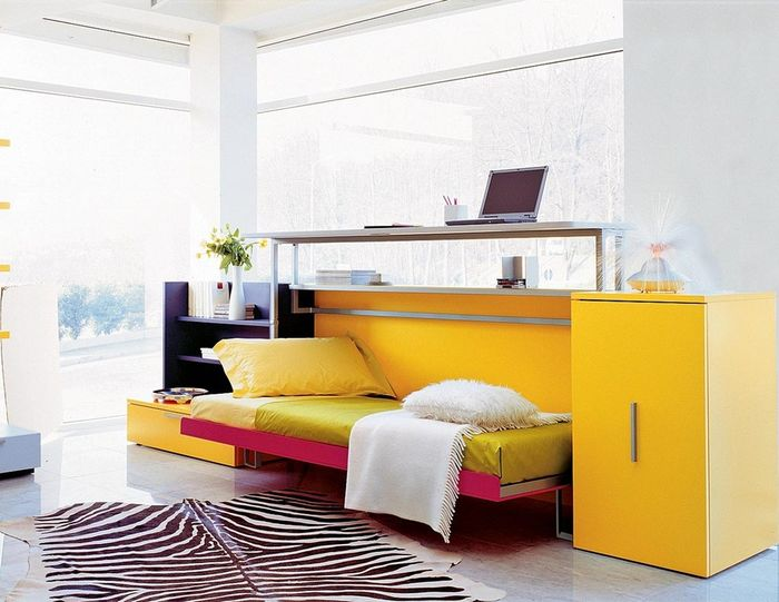 8 хитростей расстановки мебели в однокомнатной квартире квартира,однокомнатная,расстановка мебели,советы
