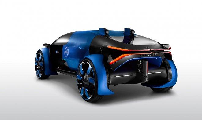 Citroen представляет 19_19 — один из самых необычных концептов в своей истории citroen,автомобили,гаджеты,концепт
