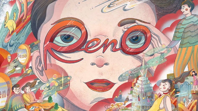 Представлен Oppo Reno Z: каплевидный вырез, SD710 и 48-Мп тыльная камера новости,смартфон,статья
