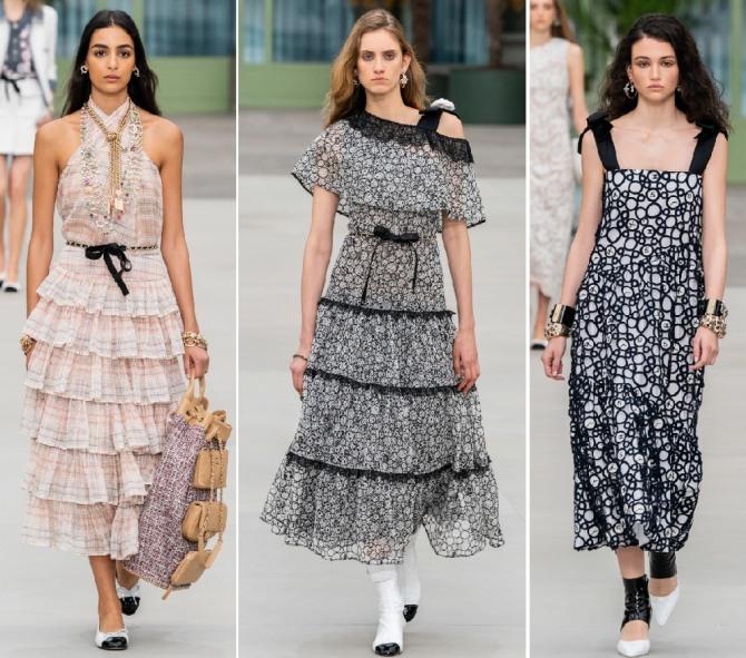 Модная коллекция Chanel Resort 2020 - первая, после смерти Карла Лагерфельда бренды,коллекции,мода,модный обзор,стиль
