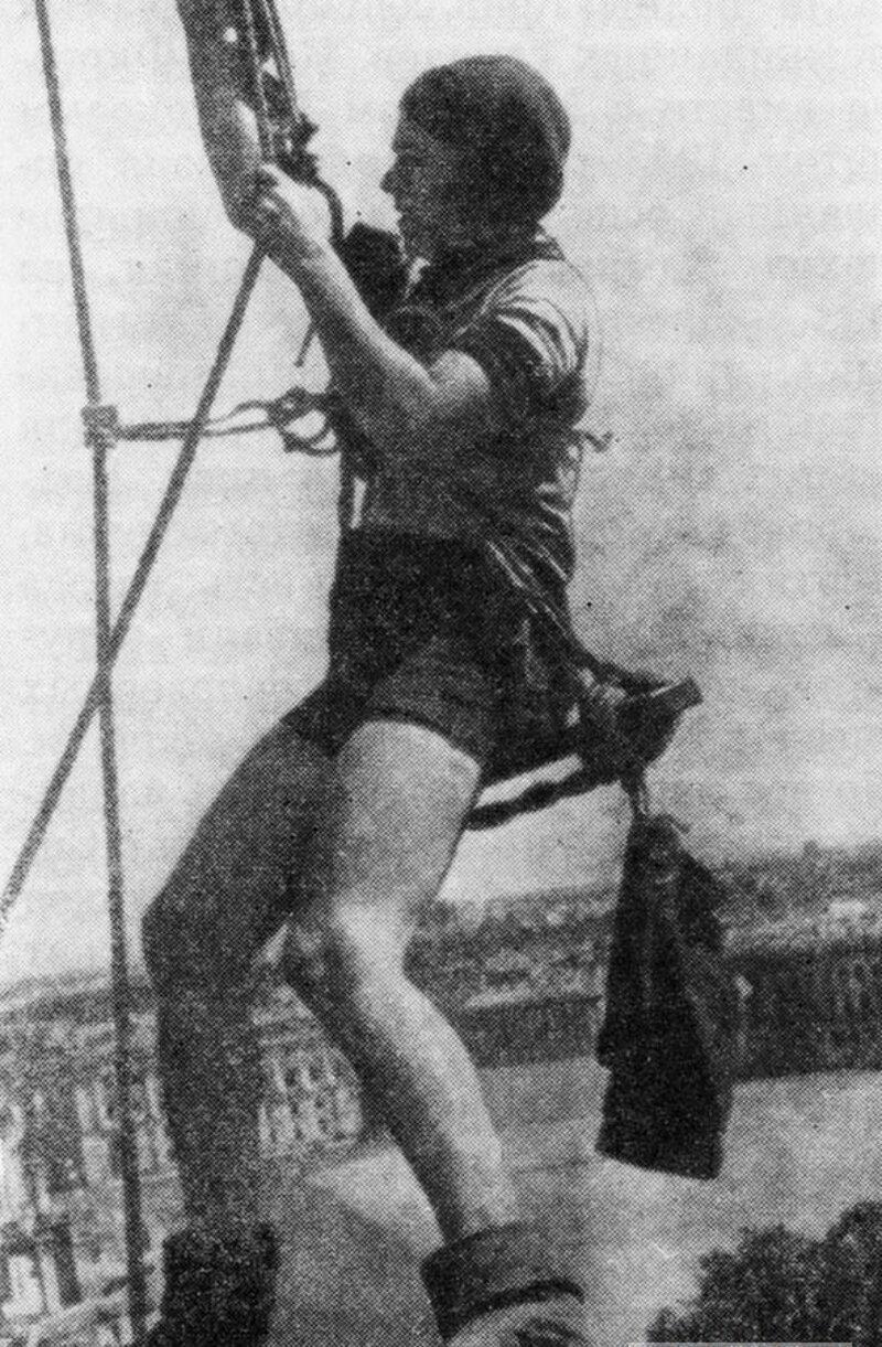 Альпинисты, спасавшие блокадный Ленинград