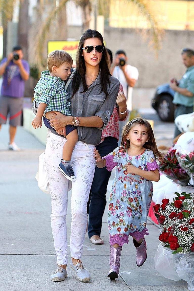 Что носят звездные мамы в декрете? лучшее,мода,модные советы,Наряды