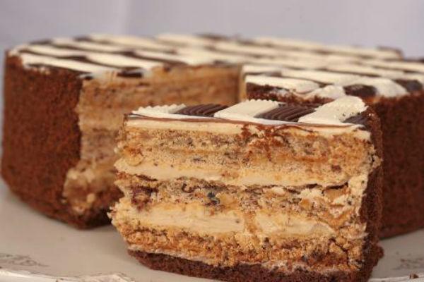 Невероятно вкусный десерт на основе сгущенного молока выпечка,десерты,кулинария,торты