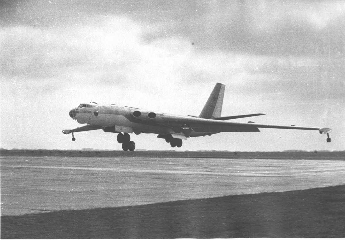 Как было воссоздано ОКБ Мясищева в 1952 году Авиация