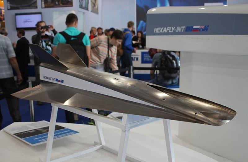 Военный гиперзвук на водородной тяге - истребители шестого поколения Гиперзвук,оружие,Россия